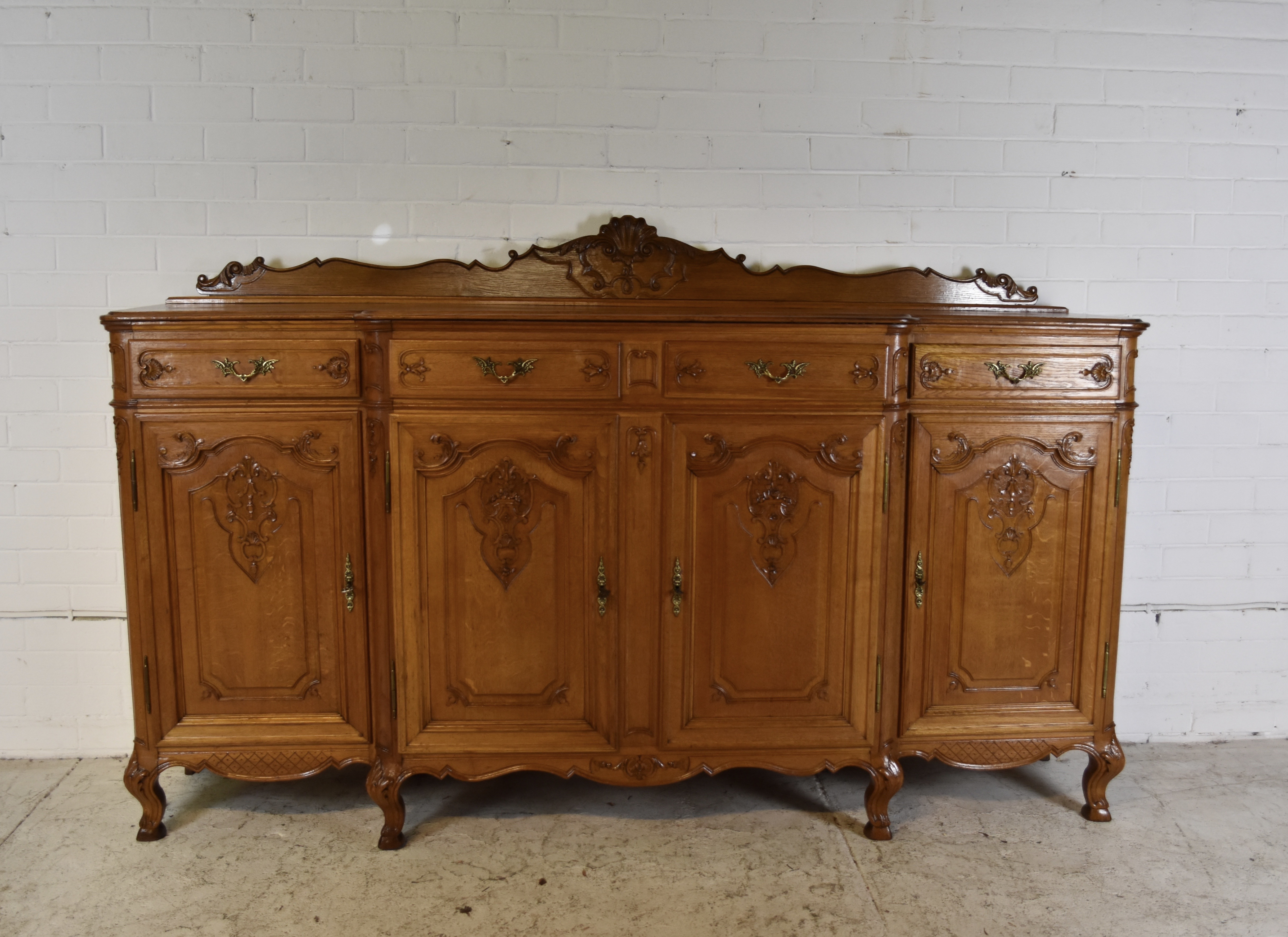 Antique Sideboard Perth, Antique Buffet, Aslett Antiques