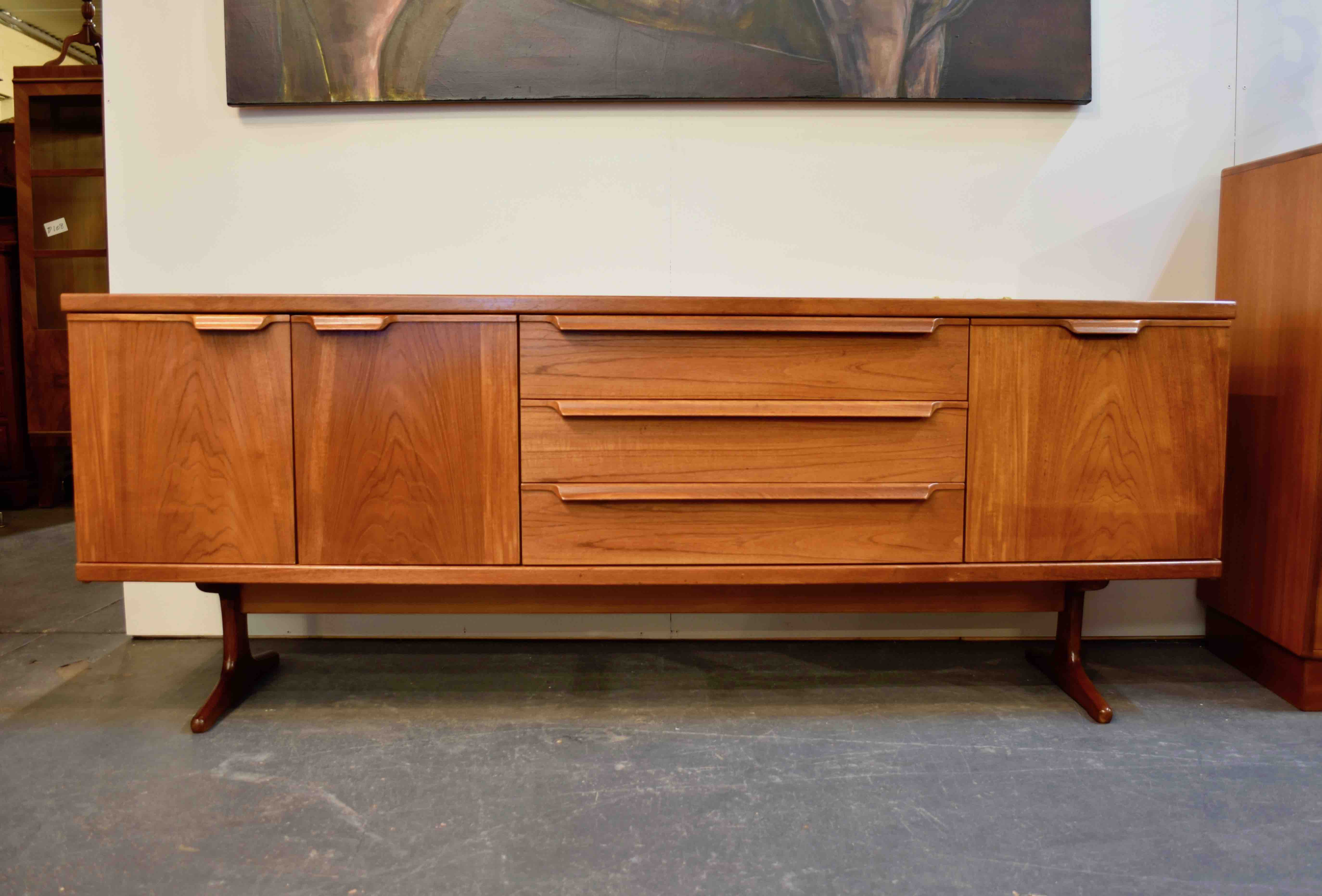 Credenza Perth Wa : Mid century sideboards antique tallboys aslett antiques